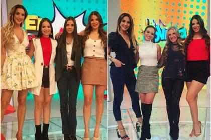 Violeta Bergonzi, 'Mafe' Romero, Natalia Ramírez, Dominica Duque / Luz Amparo Álvarez