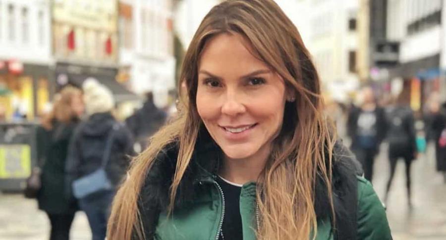 Paula Andrea Betancur, exreina.