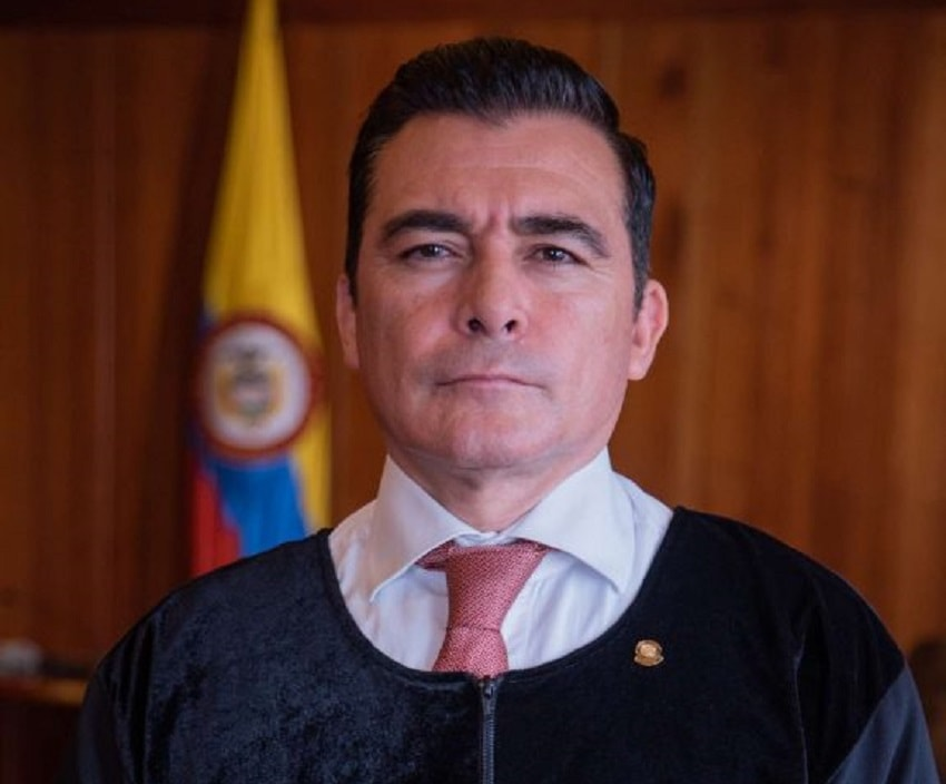 Magistrado César Augusto Reyes Medina