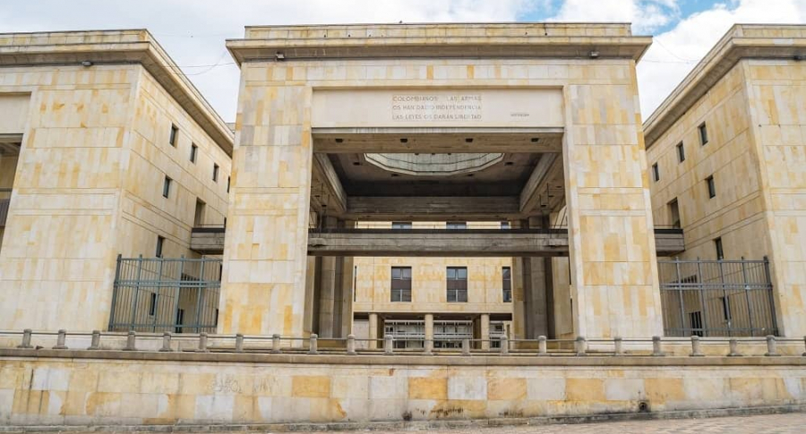 Palacio de Justicia de Bogotá
