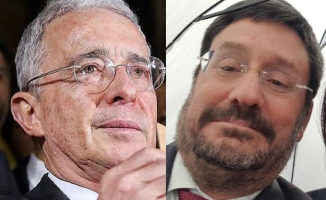 Álvaro Uribe-Pacho Santos
