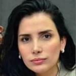Valerie Domínguez y Aída Merlano