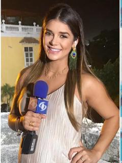 Expresentadora de 'Show Caracol' dijo cómo perdió los 24 kilos que subió por embarazo