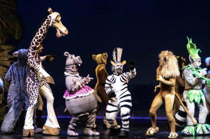 Musical  de Madagascar