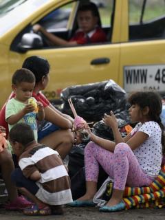 400.000 niños venezolanos no van al colegio en Colombia y los países que más los reciben