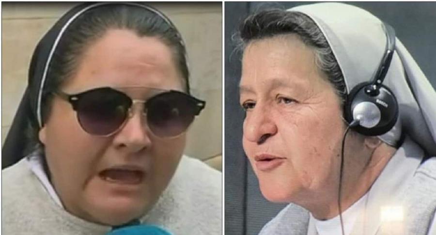 Adriana Torres  y Alba Teresa Cediel Castillo