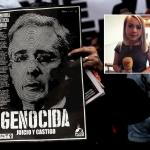 Cartel contra Uribe y Luz Helena Fonseca