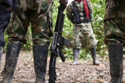 Secuestro en Ituango