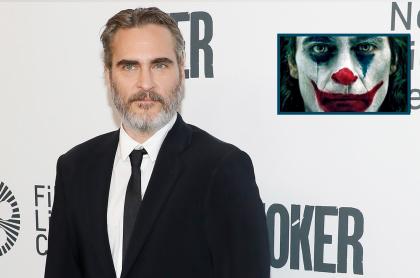 Joaquin Phoenix, protagonista del 'Joker'.