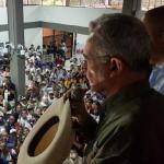 u00c1lvaro Uribe en Arauca