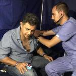 Huelga de hambre Jorge Iván Ospina