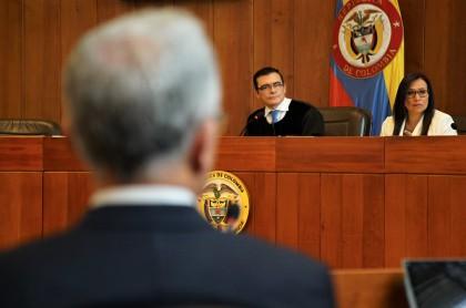 Indagatoria de Uribe en Corte Suprema