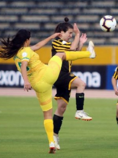 Huila Peñarol Libertadores femenina