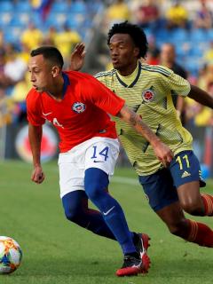 Colombia vs. Chile