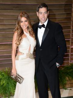 Sofía Vergara y Nicholas Loeb