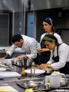 ¿Quiénes controlan los 3 mejores restaurantes de Colombia?