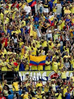 Hinchas colombianos protagonizan fuertes desmanes en España tras juego ante Chile