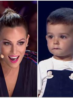 ¿Oído prodigioso? Niño de 2 años (que no habla bien) aterró a jurados de 'reality'