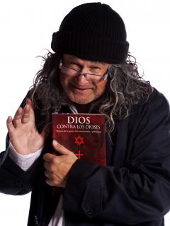 'Maestro Nostradamus' de 'Pandillas, guerra y paz' era miembro de comunidad masona
