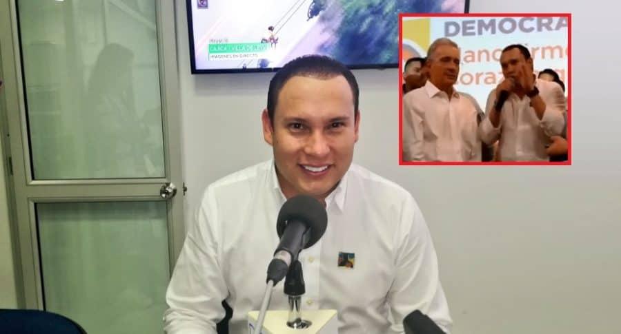 Didier Rodríguez, político.