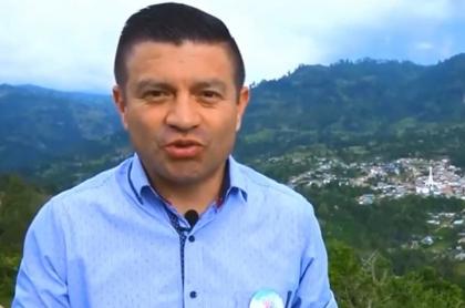 Jesús Hernando Ávila, político.