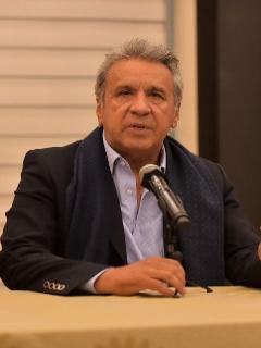 En medio de diálogo con indígenas, Lenín Moreno volvió a nombrar a las Farc; ¿por qué?