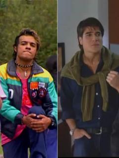 Los actores de 'Los Reyes' que eran rivales en el set y en la vida real