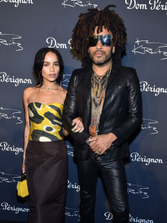 [Fotos] ¡Confirmado! Hija de Lenny Kravitz será la nueva 'Gatúbela'