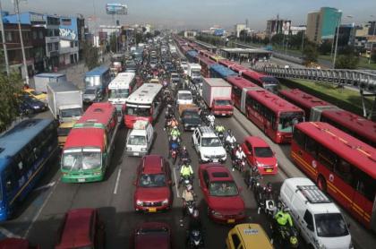 Se acabarán los buses provisionales del Sitp.