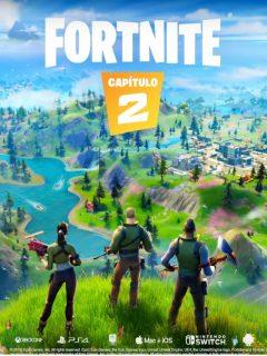 ¡'Fortnite' regresó! El capítulo 2 del juego ya está disponible