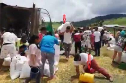 Accidente en Buga-Buenaventura