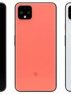 Así es el gran Google Pixel 4, el teléfono que competiría con el iPhone 11