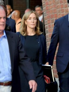 Actriz de 'Desperate Housewives' pasará 14 días en prisión por escándalo de sobornos