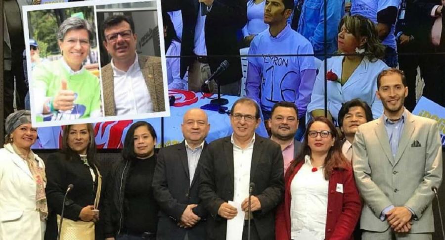 Partido Farc define apoyo a la alcaldía de Bogotá