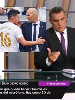 """""""¿Al calvo hp se le ocurrió dejarlo sentado por caprichoso?"""": intenso debate Vélez-Faryd"""