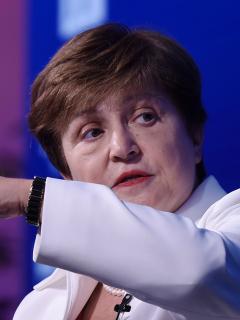 """""""No acepten menos que sus colegas hombres, ¡jamás!"""": nueva jefa del FMI, a las mujeres"""