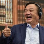 Ren Zhengfei, fundador y CEO de Huawei