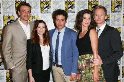 Jason Segel, Alyson Hannigan, Josh Radnor, Cobie Smulders y Neil Patrick Harris.