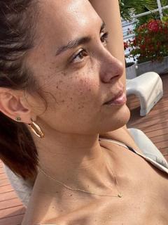 """La foto playera de Viña Machado por la que la llaman """"mamasota"""""""