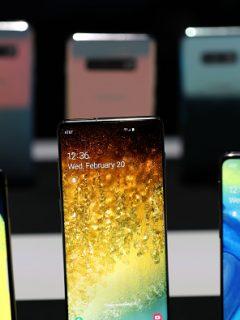 ¡Tenga cuidado! Este protector de pantalla permite que cualquiera acceda a su Galaxy S10
