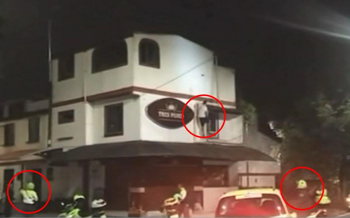 Ladrón en Bucaramanga