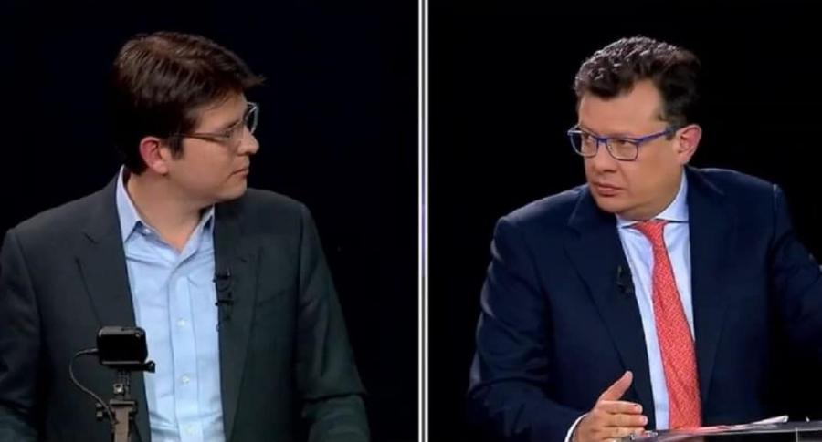 Debate en Canal Capital