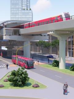 Consorcio conformado por dos empresas chinas construirá el Metro de Bogotá