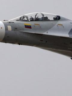 Mueren general y capitán venezolanos al caer avión de fabricación rusa que pilotaban