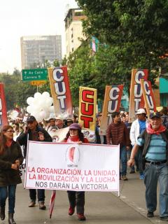 Prepárese para nuevas marchas este jueves; esta es la ruta que tomarán en Bogotá