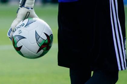 Balón del fútbol colombiano