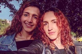 Gabriela y Emma Espinosa