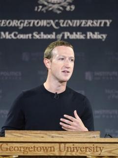 Zuckerberg defiende que Facebook publique anuncios con declaraciones falsas o mentiras