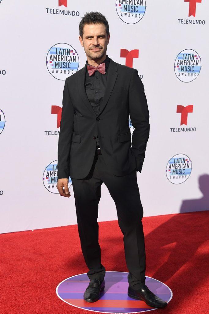 Mark Tacher, actor.
