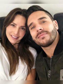 'Show' (con coreografía) que dieron Carmen Villalobos y Sebastián Caicedo en su boda